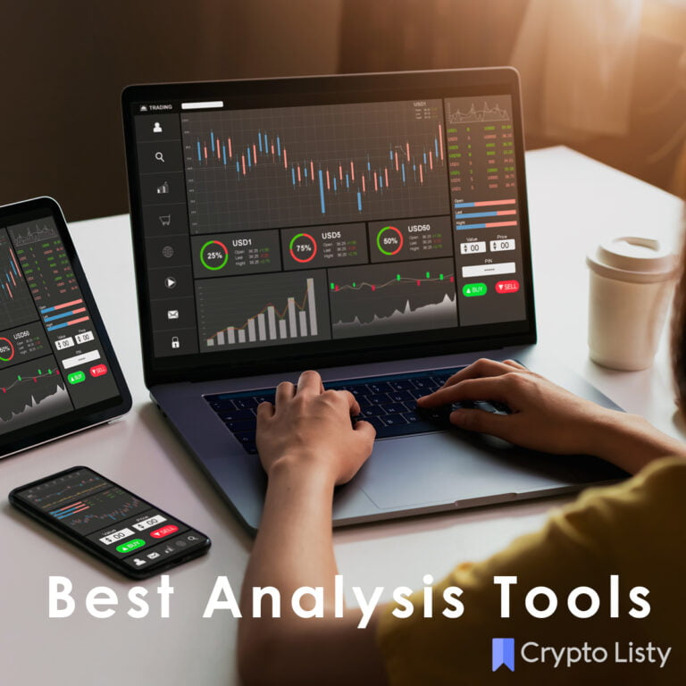 15 Best Crypto Analysis Tools in 2021.