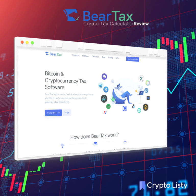 BearTax Review and Best Alternatives.