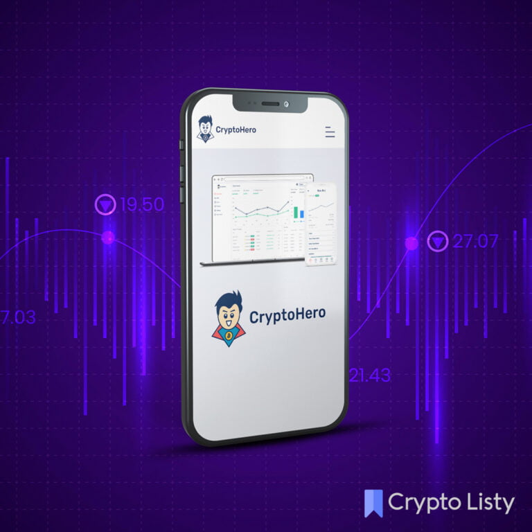 CryptoHero Review and Best Alternatives.