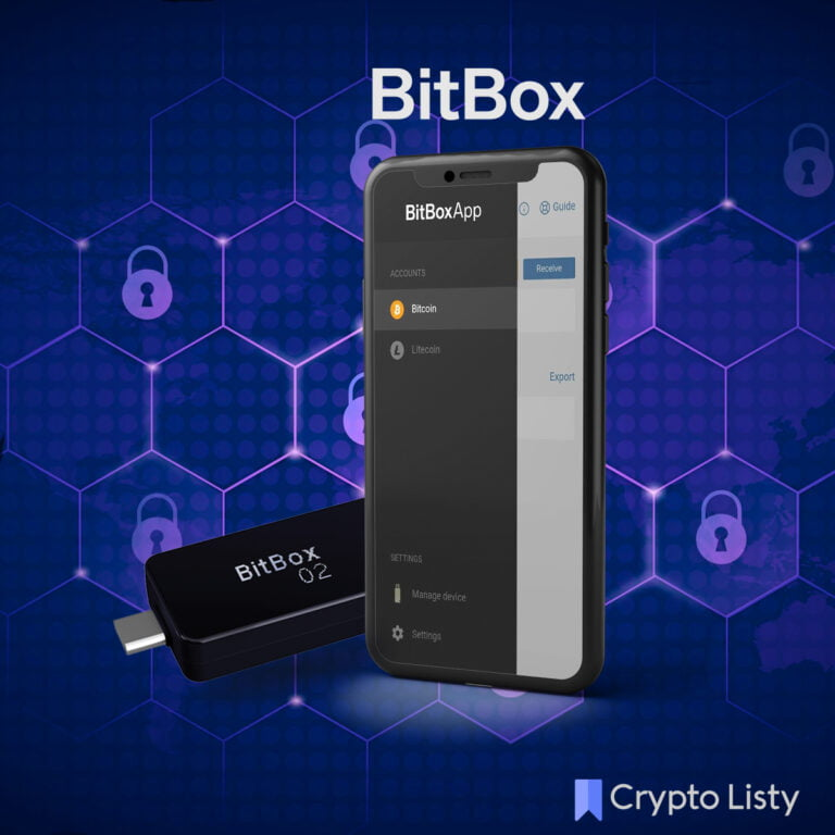 BitBox02 Review and Best Alternatives.