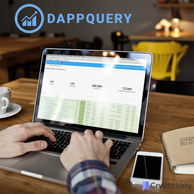 Dappquery Review and Best Alternatives.