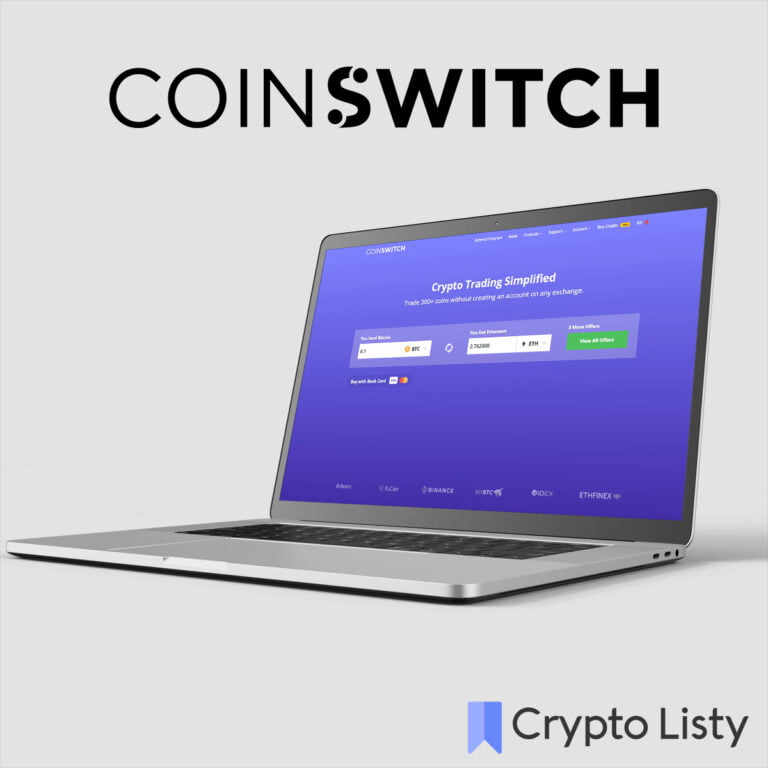 CoinSwitch Review and Best Alternatives.