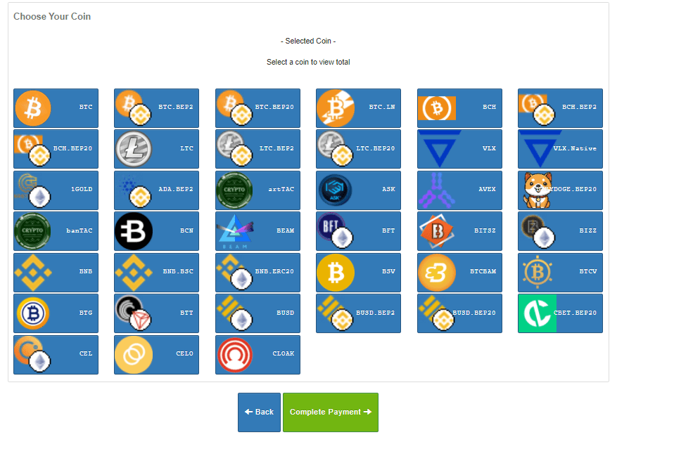 CoinPayments Pos.