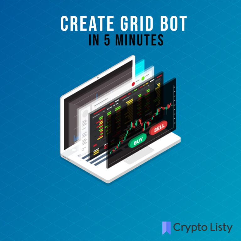 How to Build a Grid Trading Bot in 5 Minutes Without Coding.