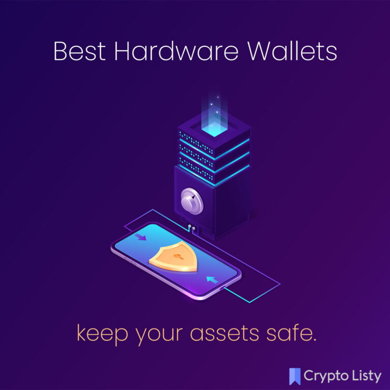 Hardware Wallets: Which One of These Top 9 Is the Best.