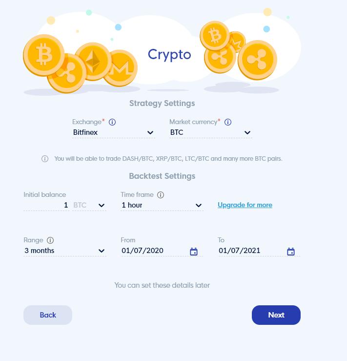 CELO.one crypto trading bot