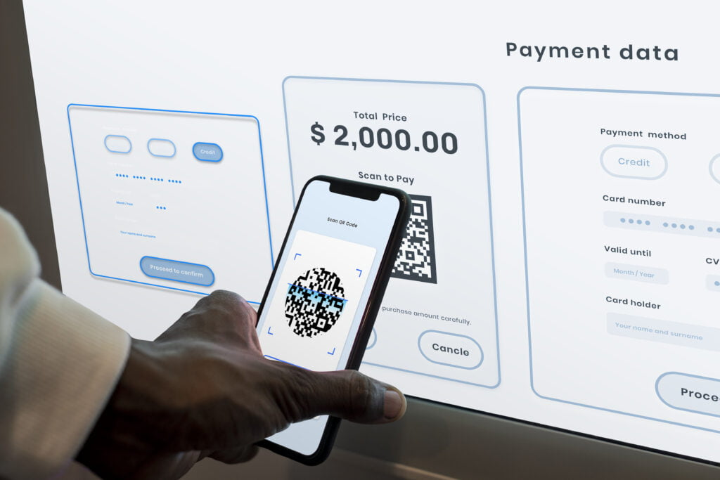 Contactless and cashless payment through mobile payment gateways.