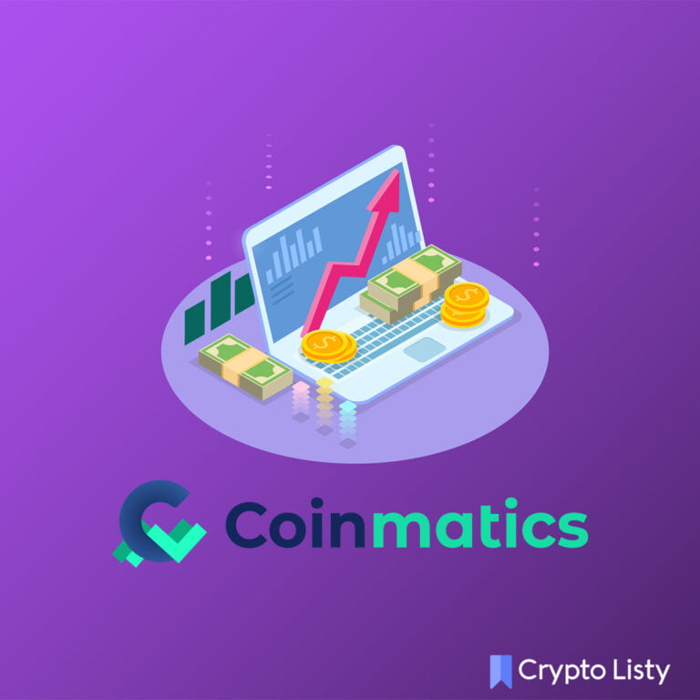 Coinmatics Review and Best Alternatives.